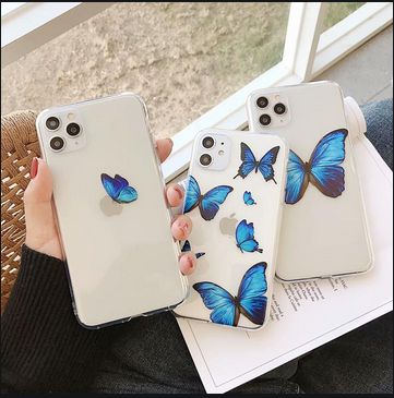 Secure Your Phone With Additional Beauty Of Butterfly phone cases